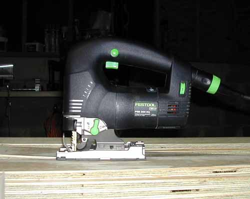 Festool Trion D Handle Jigsaw Review | The Down To Earth