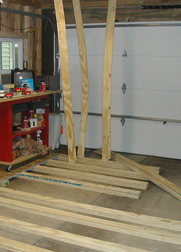 Workshop Flooring The Down To Earth Woodworker