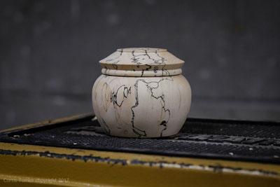 Woodturning a Tassel