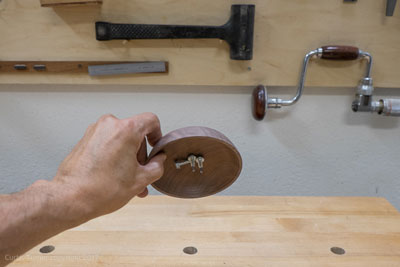 Turning a Magnetic Bowl