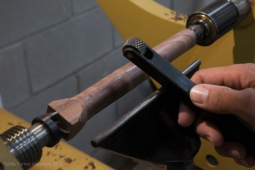 Woodturning Rotary Texturing Tools