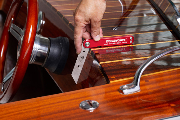 Woodpeckers Boat Builders Bevel Gauge