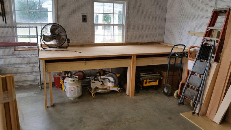 Woodworking Workshop Scott Wilson